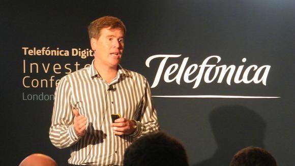 Matthew Key. Telefónica O2