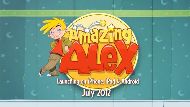 Amazing Alex para iOS y Android