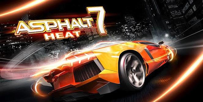 Asphalt 7: Heat para Android