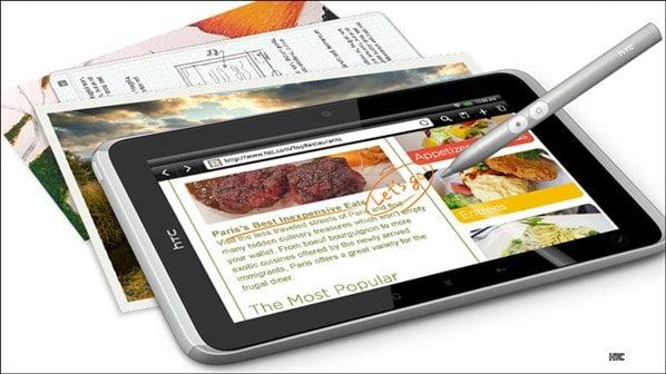 HTC Flyer sucesora