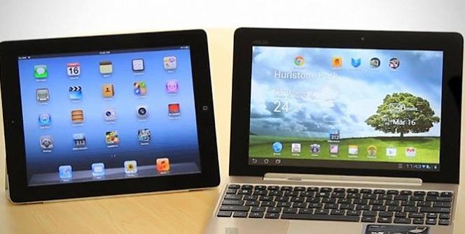 Nuevo iPad VS Asus Transformer Infinity