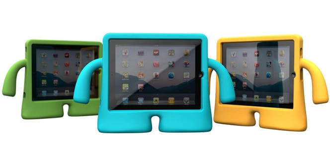 iGuy Speck funda para iPad