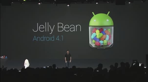 Jelly Bean liberado