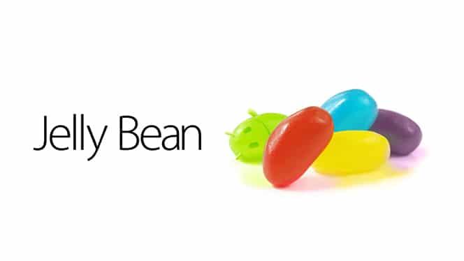 Actualización Jelly Bean