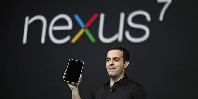 Nexus 7 agotado
