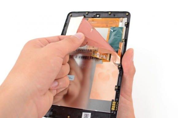 Reparar Google Nexus 7