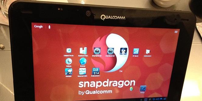 Qualcomm Snapdragon S4 Pro MDP