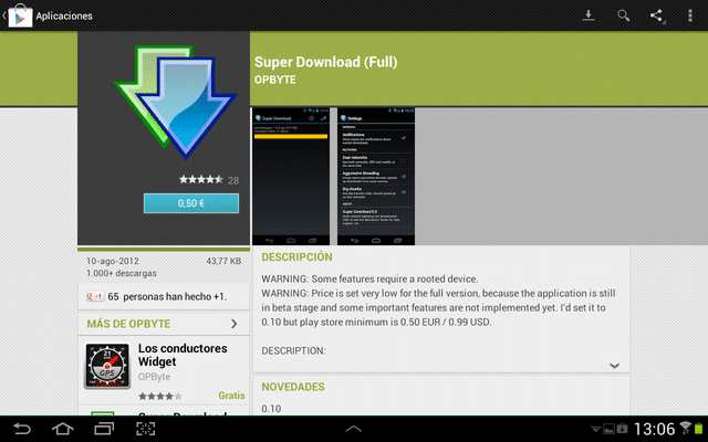 Super Download Play Store