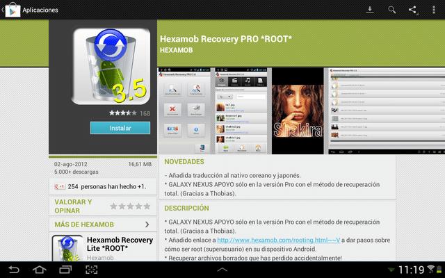 Recuperar archivos borrados en nuestro android by Paulino Zelaya Foto-18