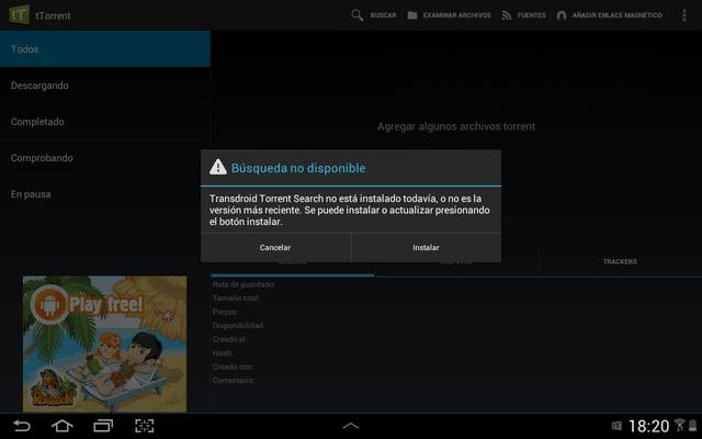 tTorrent