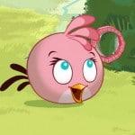 Nuevo personaje de Angry Birds: Pink Bird
