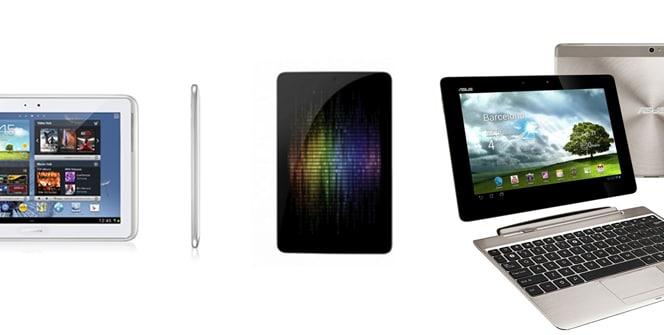 Comparativa Nexus 7