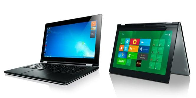 Lenovo IdeaPad Yoga Windows RT