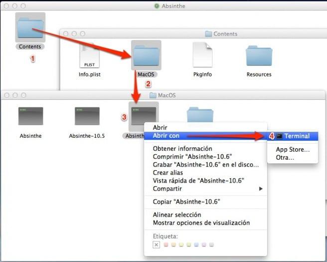 jailbreak al iPad en MacOS X