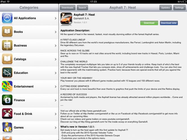 Installous iPad