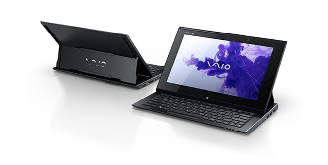 Sony Vaio Duo 11 y Sony Vaio Tap 20. Tabletas que no son tabletas