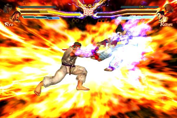 Street Fighter x Tekken para iPad