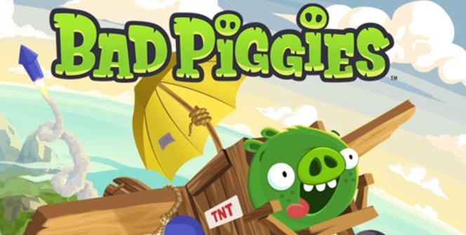 Bad Piggies iOS y Android