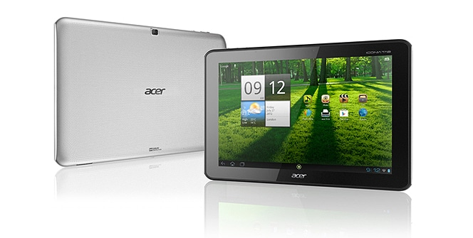 Acer Iconia Tab A700 Jelly Bean