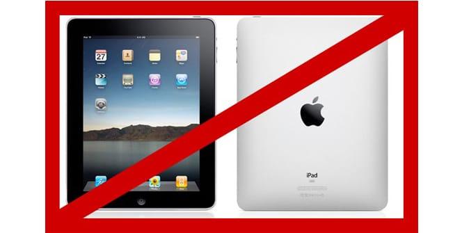Alternativas a Nuevo iPad