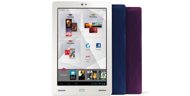 Kobo Arc Android Tablet