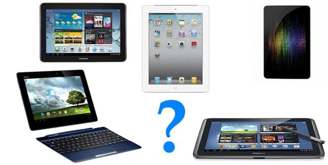 Cuál es la mejor tablet