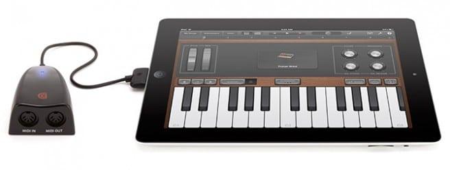 MIDI-Connect para iPad