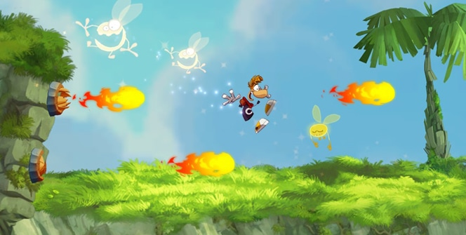 Rayman Jungle Run para iPad