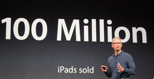 Apple vs Nexus 7 Surface