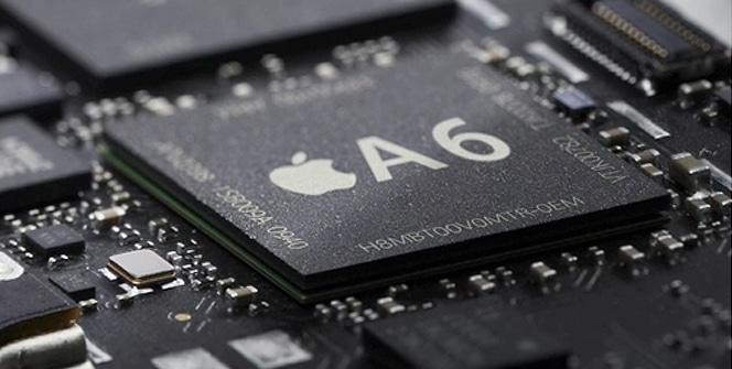 Apple chip A6