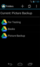CloudVault Android