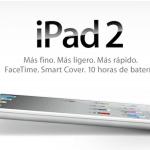 iPad 2 retirado