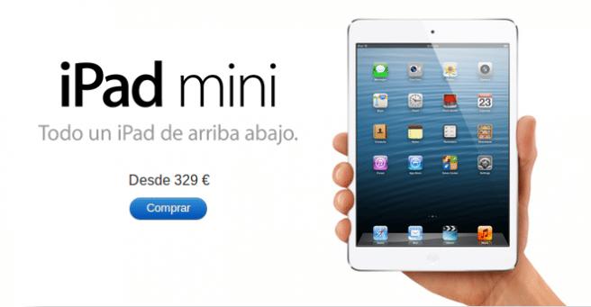 iPad Mini comprar