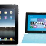 iPad Surface pantalla