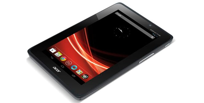 Acer Iconia Tab A110 - Jelly Bean