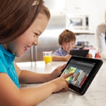 Kindle Fire HD control parental