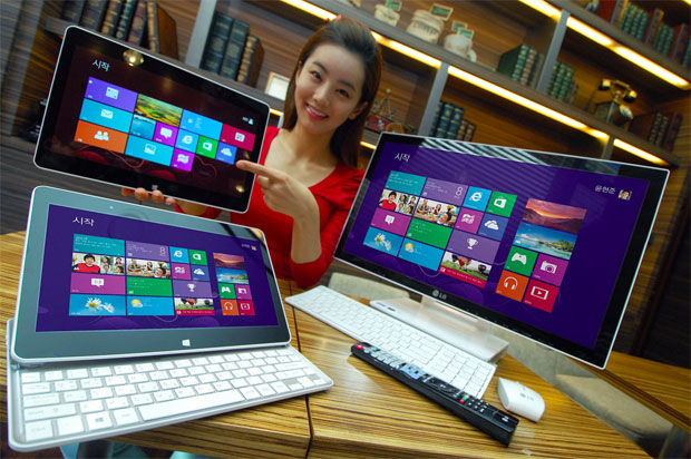 LG H160 Windows 8