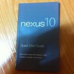 manual Nexus 10