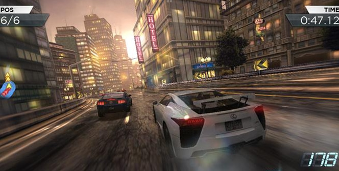 Need For Speed: Most Wanted Android, iOS, Kindle Fire