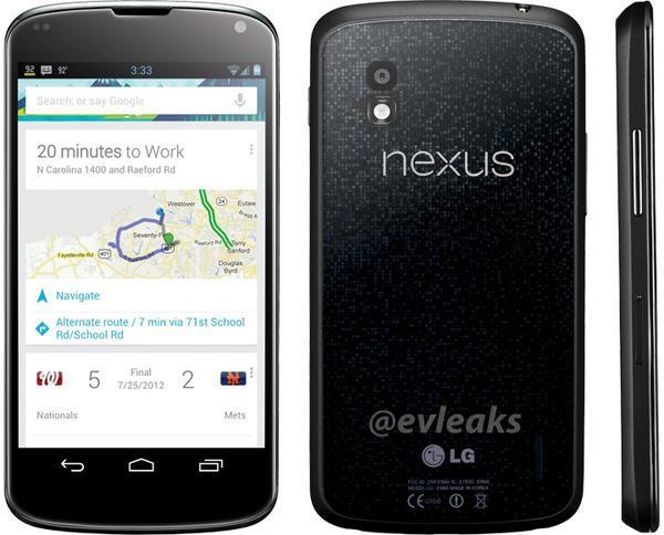 Nexus 4 Android 4.2