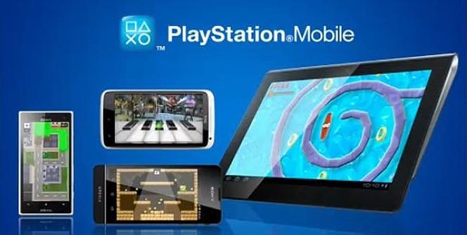 PlayStation Mobile tablets
