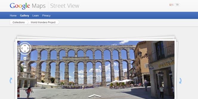 Street View iOS 6