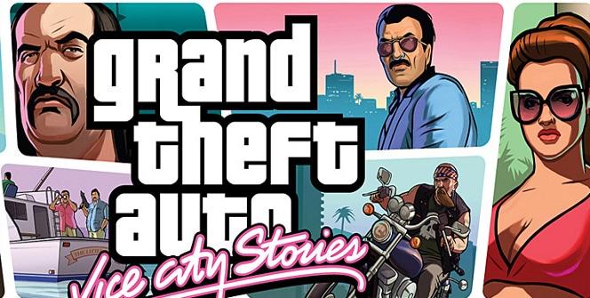 iPad Vice City Stories