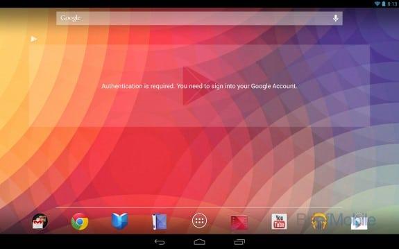 Android 4.2 escritorio