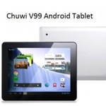 Chuwi V99, pantalla Retina