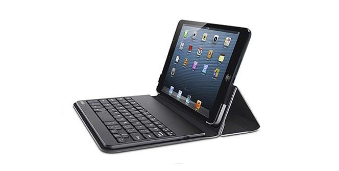 iPad mini: Funda con teclado Belkin