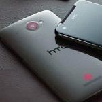 HTC Deluxe marrón