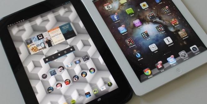 Nexus 10 mejor que iPad