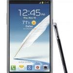 Samsung Galaxy Note II accesorios