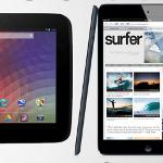iPad mini vs Nexus 10